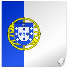 Proposed Flag Of Portugalicia Canvas 16  X 16