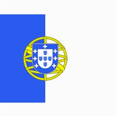 Proposed Flag Of Portugalicia Canvas 18  X 24