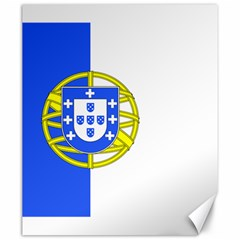 Proposed Flag Of Portugalicia Canvas 20  X 24