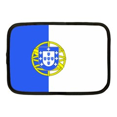 Proposed Flag Of Portugalicia Netbook Case (medium)