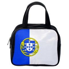 Proposed Flag Of Portugalicia Classic Handbag (one Side)