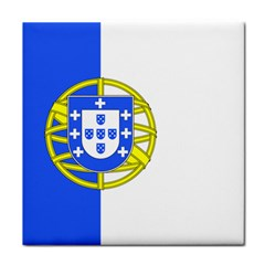 Proposed Flag Of Portugalicia Face Towel by abbeyz71