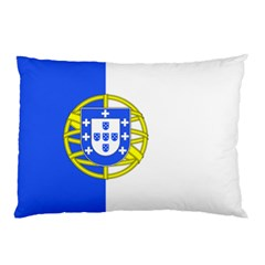 Proposed Flag Of Portugalicia Pillow Case