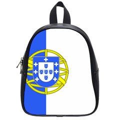 Proposed Flag Of Portugalicia School Bag (small)