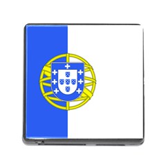 Proposed Flag Of Portugalicia Memory Card Reader (square 5 Slot)