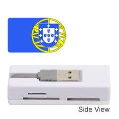 Proposed Flag Of Portugalicia Memory Card Reader (stick)