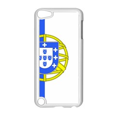 Proposed Flag Of Portugalicia Apple Ipod Touch 5 Case (white)