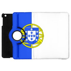 Proposed Flag Of Portugalicia Apple Ipad Mini Flip 360 Case