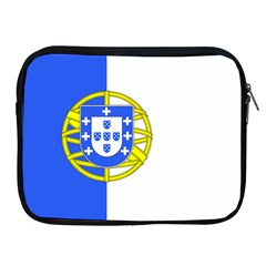 Proposed Flag Of Portugalicia Apple Ipad 2/3/4 Zipper Cases