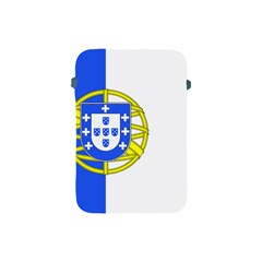 Proposed Flag Of Portugalicia Apple Ipad Mini Protective Soft Cases