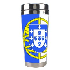 Proposed Flag Of Portugalicia Stainless Steel Travel Tumblers