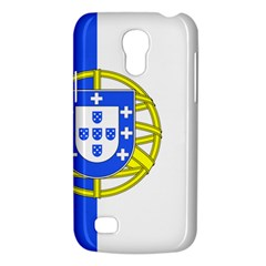 Proposed Flag Of Portugalicia Samsung Galaxy S4 Mini (gt I9190) Hardshell Case