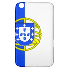 Proposed Flag Of Portugalicia Samsung Galaxy Tab 3 (8 ) T3100 Hardshell Case