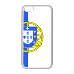 Proposed Flag Of Portugalicia Apple Iphone 5c Seamless Case (white)