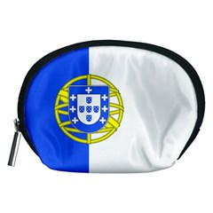 Proposed Flag Of Portugalicia Accessory Pouch (medium) by abbeyz71
