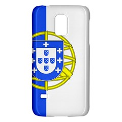 Proposed Flag Of Portugalicia Samsung Galaxy S5 Mini Hardshell Case