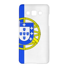 Proposed Flag Of Portugalicia Samsung Galaxy A5 Hardshell Case  by abbeyz71