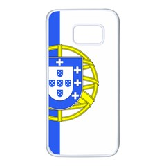 Proposed Flag Of Portugalicia Samsung Galaxy S7 White Seamless Case