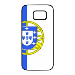 Proposed Flag Of Portugalicia Samsung Galaxy S7 Edge Black Seamless Case