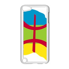 Kabylie Flag Map Apple Ipod Touch 5 Case (white)