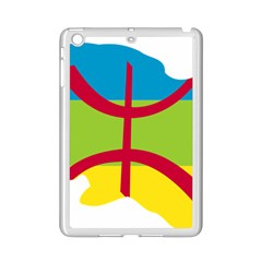 Kabylie Flag Map Ipad Mini 2 Enamel Coated Cases