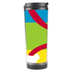 Kabylie Flag Map Travel Tumbler by abbeyz71