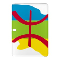 Kabylie Flag Map Samsung Galaxy Tab Pro 12 2 Hardshell Case