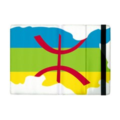 Kabylie Flag Map Ipad Mini 2 Flip Cases