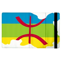 Kabylie Flag Map Apple Ipad Pro 12 9   Flip Case by abbeyz71