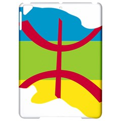 Kabylie Flag Map Apple Ipad Pro 9 7   Hardshell Case