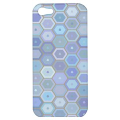 Bee Hive Background Apple Iphone 5 Hardshell Case