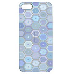 Bee Hive Background Apple Iphone 5 Hardshell Case With Stand