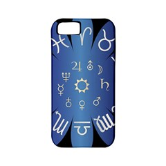 Astrology Birth Signs Chart Apple Iphone 5 Classic Hardshell Case (pc+silicone)