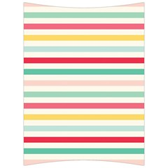 Papel De Envolver Hooray Circus Stripe Red Pink Dot Back Support Cushion