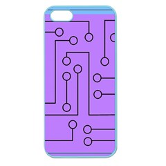 Peripherals Apple Seamless Iphone 5 Case (color) by Jojostore
