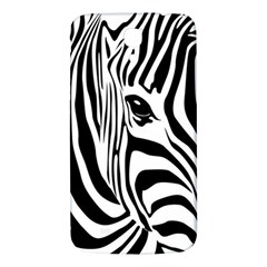 Animal Cute Pattern Art Zebra Samsung Galaxy Mega I9200 Hardshell Back Case