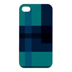 This High Quality Image Is A Bunch Of Different Size Boxes That Are Place Abstractly Apple Iphone 4/4s Premium Hardshell Case
