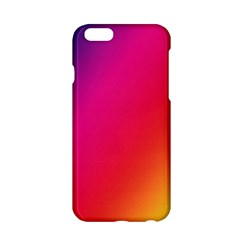 Rainbow Colors Apple Iphone 6/6s Hardshell Case by Jojostore