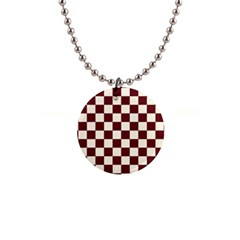 Pattern Background Texture 1  Button Necklace