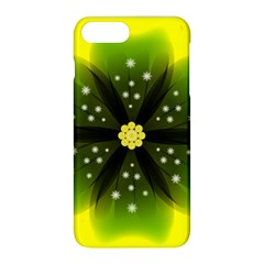 Christmas Flower Nature Plant Apple Iphone 8 Plus Hardshell Case