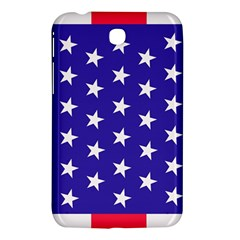 Day Independence July Background Samsung Galaxy Tab 3 (7 ) P3200 Hardshell Case