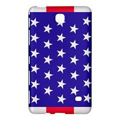 Day Independence July Background Samsung Galaxy Tab 4 (7 ) Hardshell Case
