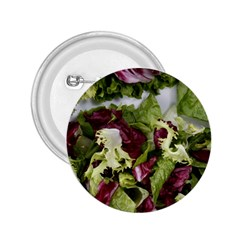 Salad Lettuce Vegetable 2 25  Buttons by Sapixe