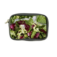 Salad Lettuce Vegetable Coin Purse by Sapixe