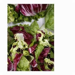 Salad Lettuce Vegetable Small Garden Flag (two Sides) by Sapixe