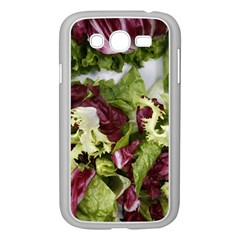 Salad Lettuce Vegetable Samsung Galaxy Grand Duos I9082 Case (white) by Sapixe