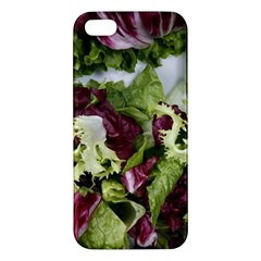 Salad Lettuce Vegetable Iphone 5s/ Se Premium Hardshell Case