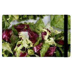Salad Lettuce Vegetable Apple Ipad Pro 9 7   Flip Case