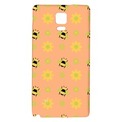 Bee A Bug Nature Wallpaper Samsung Note 4 Hardshell Back Case