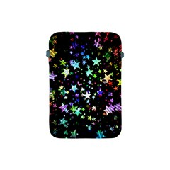 Christmas Star Gloss Lights Light Apple Ipad Mini Protective Soft Cases by Sapixe